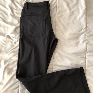 Men lululemon ABC Pants black